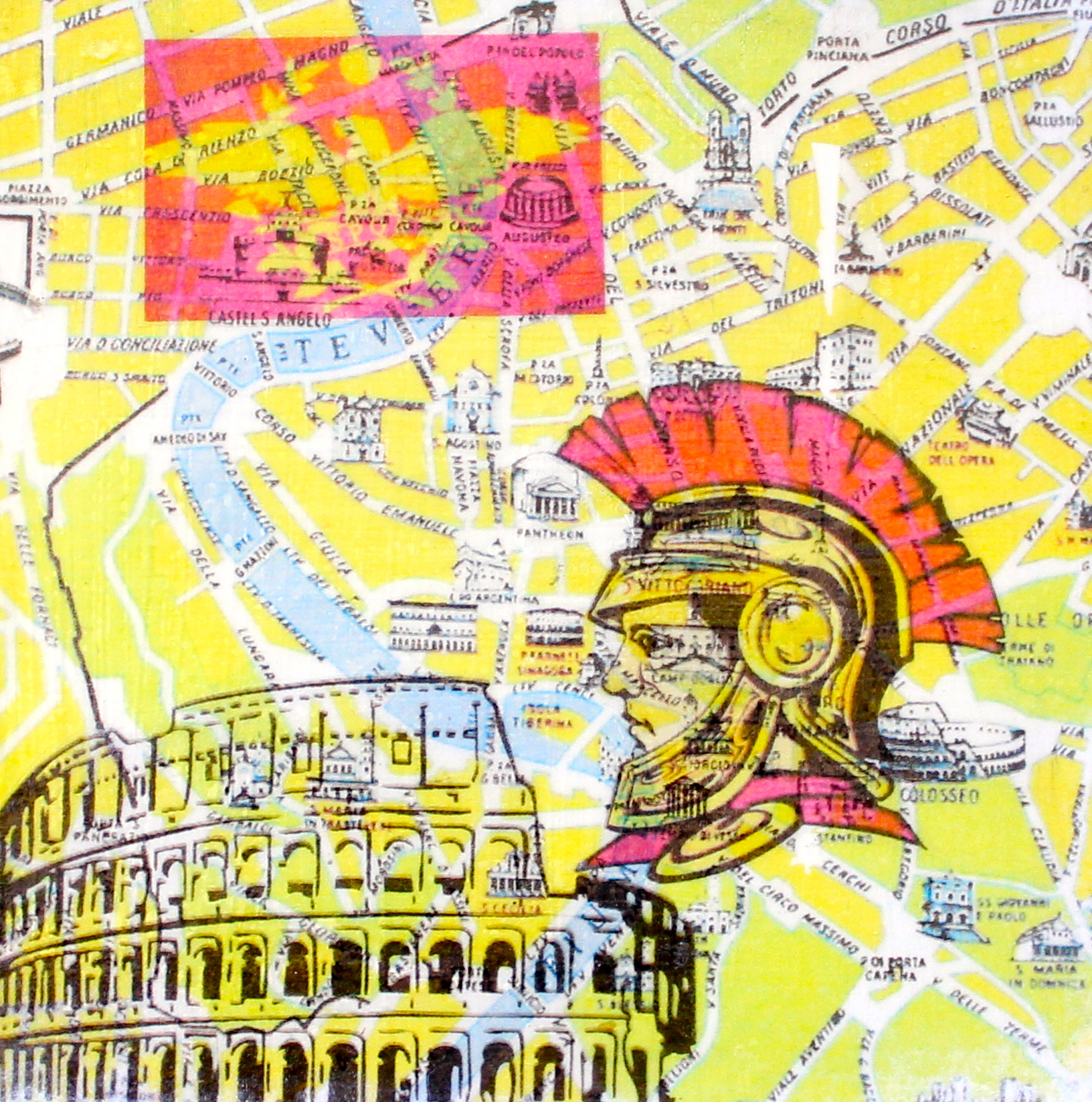 """THE ROMANCE OF ROME"""