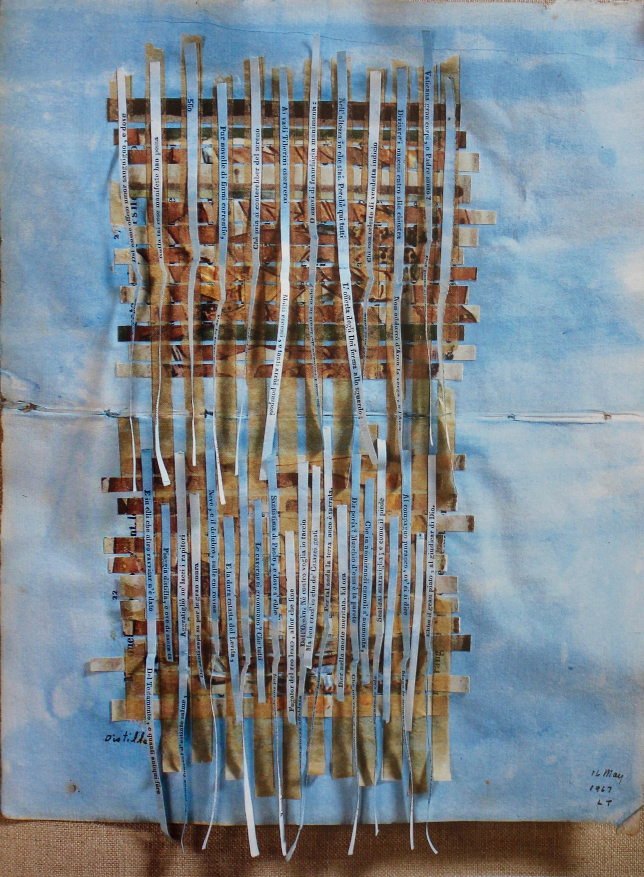 """""""Distilla"""" by Lenore Tawney"""