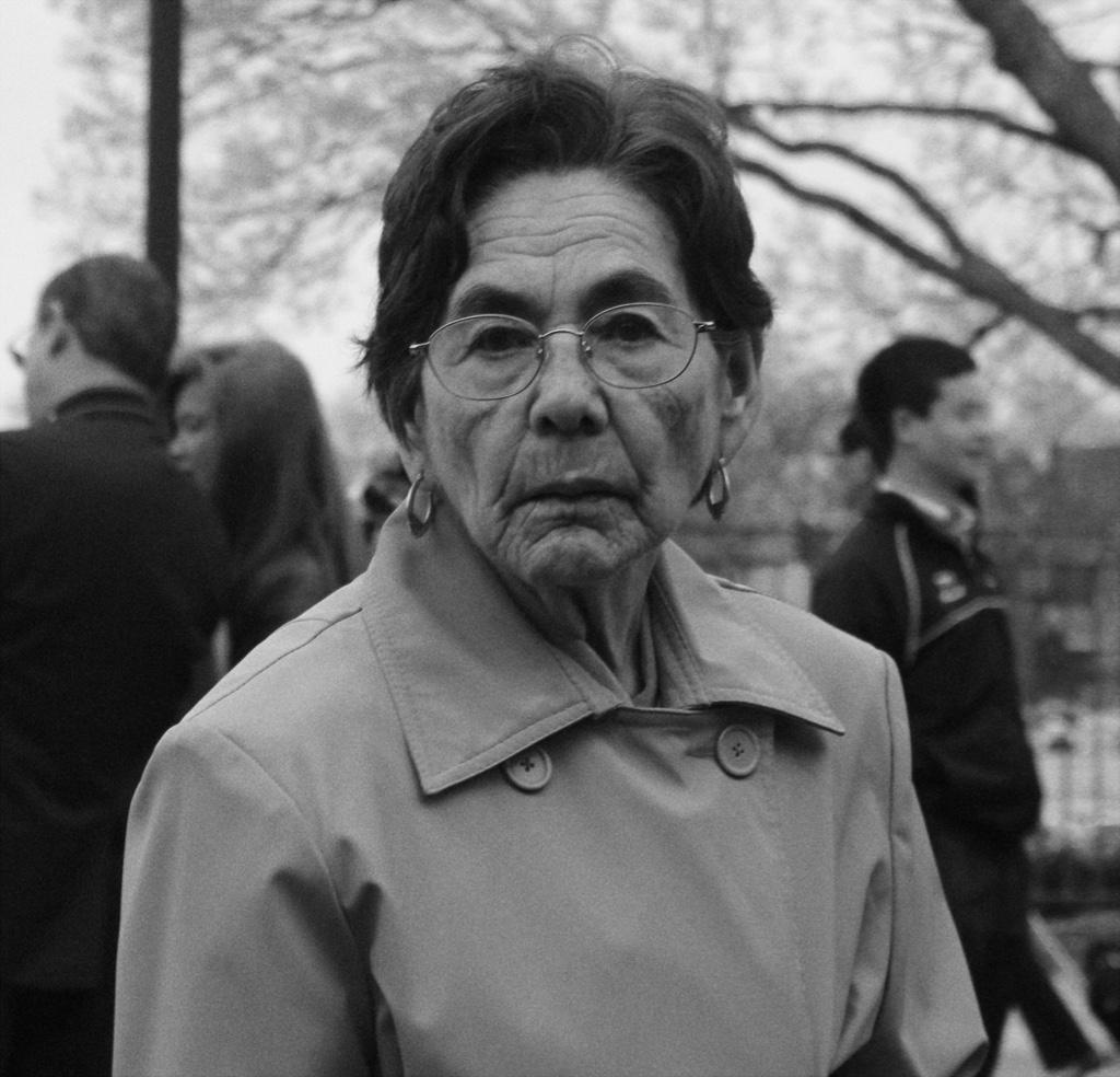 My granny Carmelita.