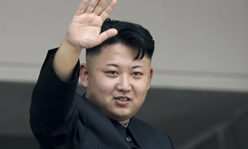 North Korea's current dictator is   김정은  , second son of   김정일