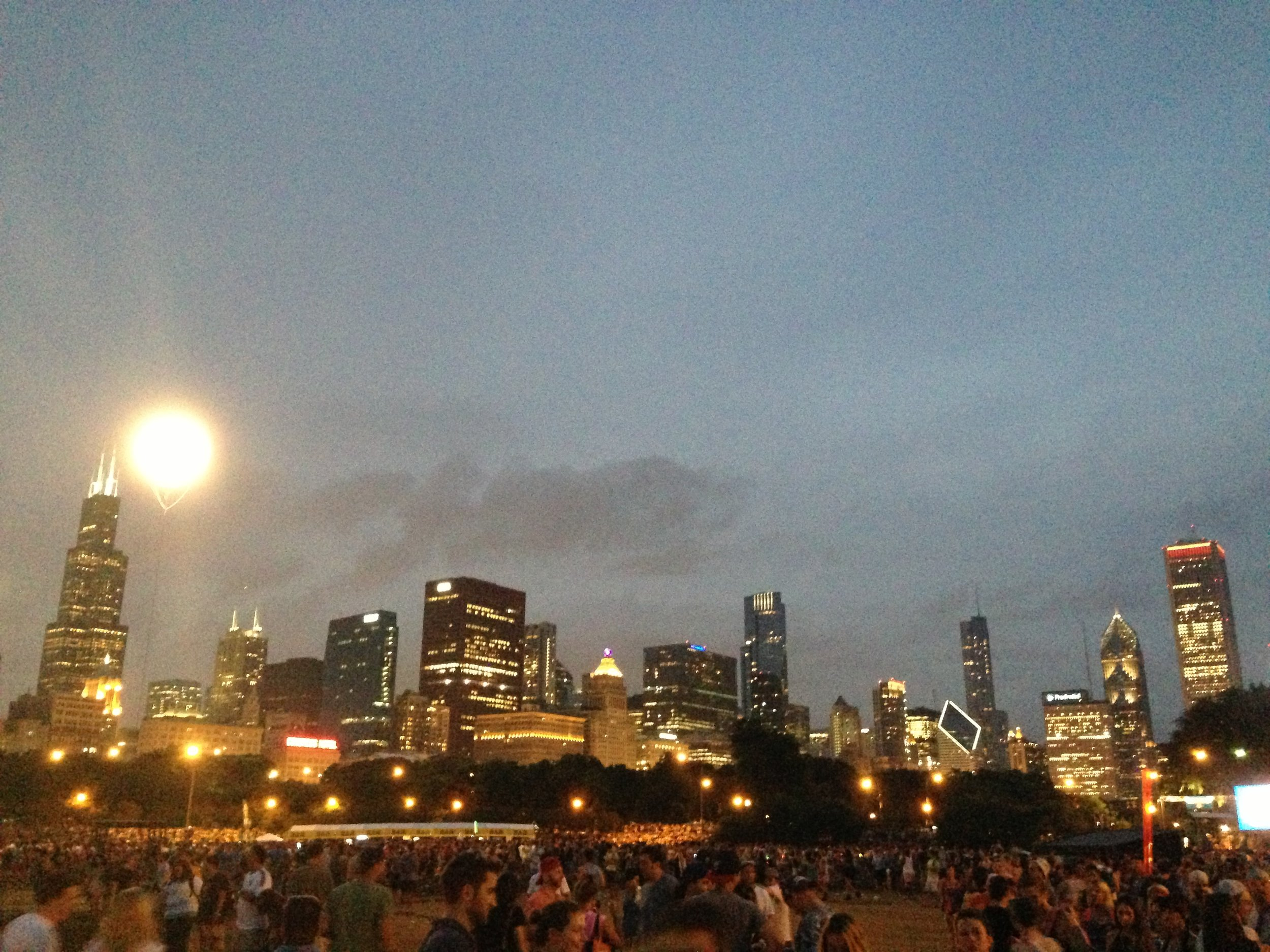 Chicago's Lollapalooza. 6 reasons why I miss Chicago
