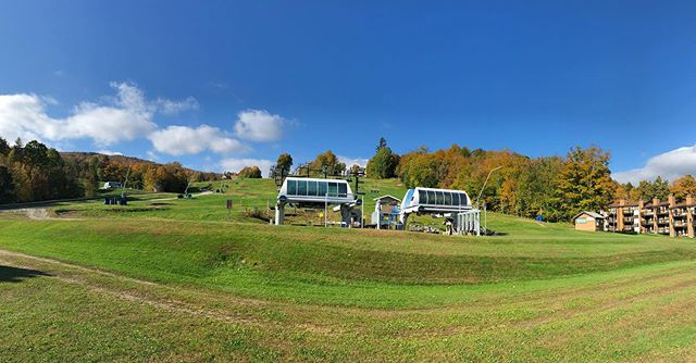 Happy First Day of Fall from @okemomtn! 🍂 #FallSzn #Foliage