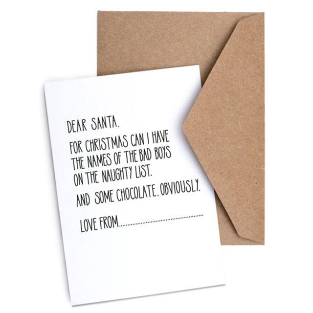 Bad Boys for Christmas - £2.50