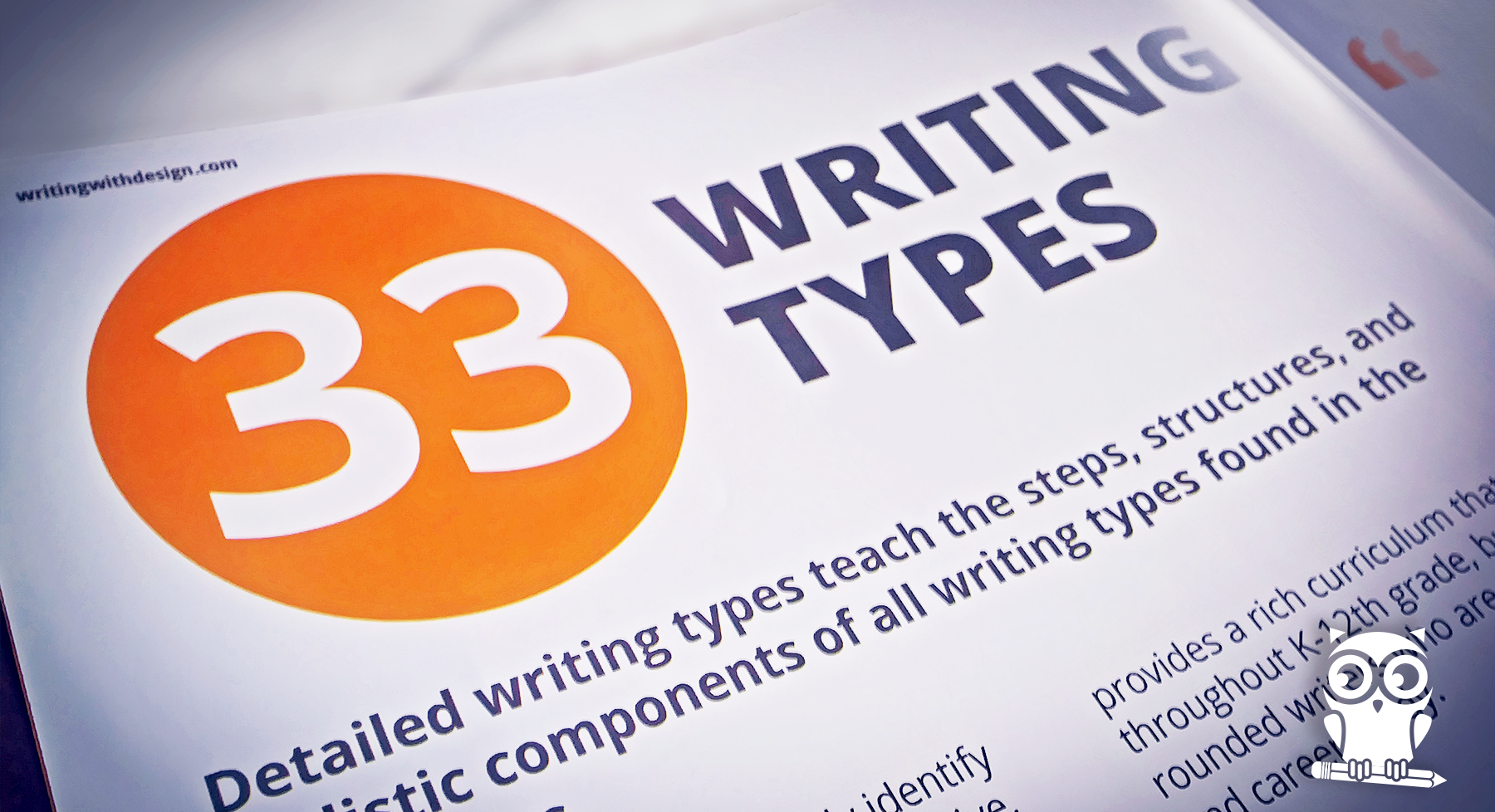 Types of Writing - Writing with Design.png