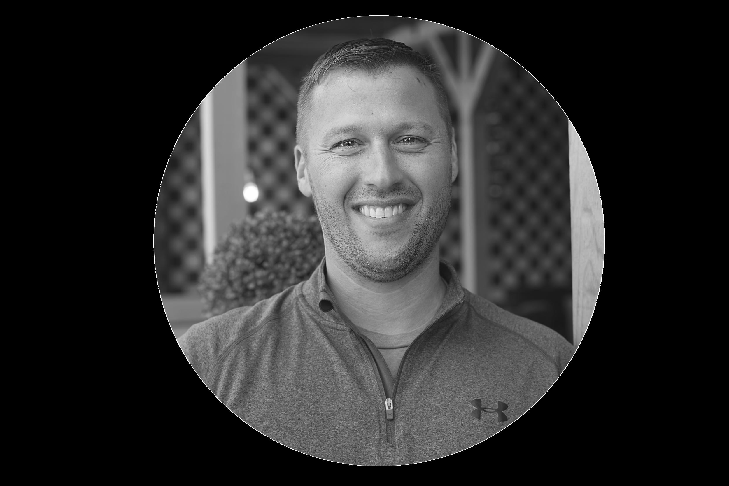 Cody Cline   Community Pastor/Staff Director