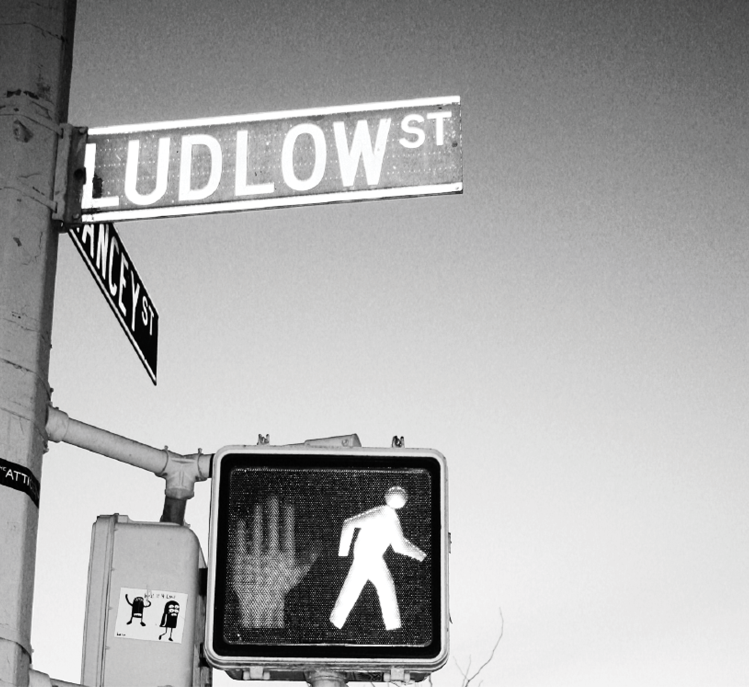 The LudlowHotel, NYC - 2014branding