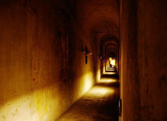 The Passetto di Borgo