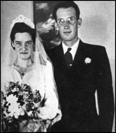Elsie and Archie Mitchell