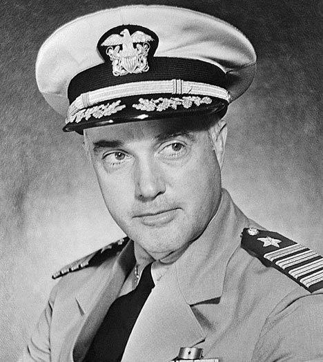 Captain Charles McVay III
