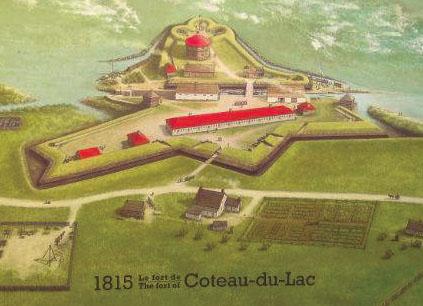 Coteau-du-Lac on Prison Island