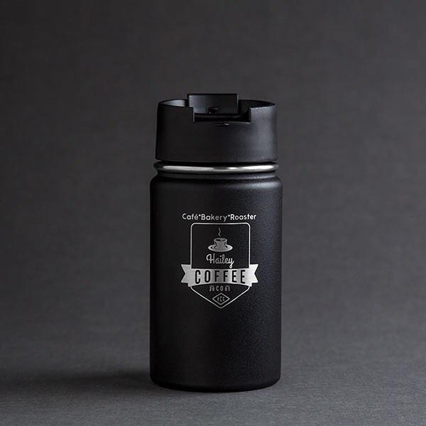 Black Idaho Coffee Hydro Flask