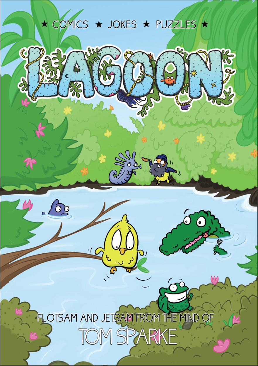 Lagoon - Flotsam & Jetsam from the Mind of Tom Sparke - Coming Soon!