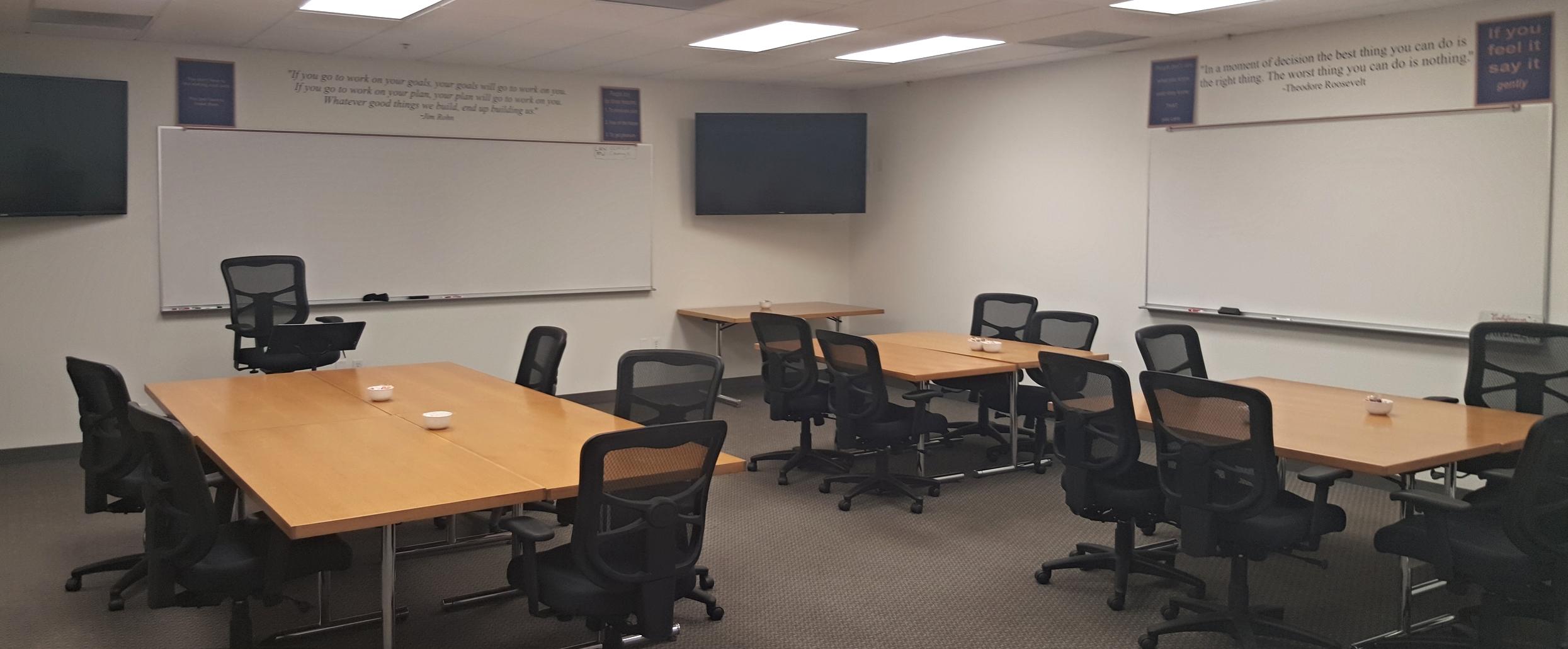Training Center in Orange County