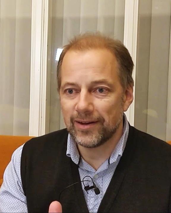 Michael Gothe, CRISP, Sweden
