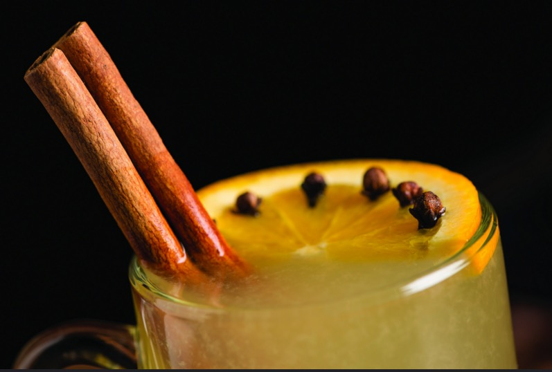 Hot Toddy with King's Ginger