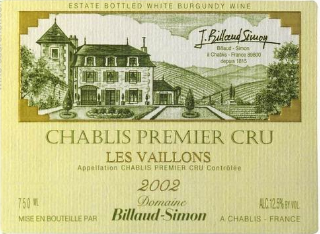 Made from one of the best premier cru vineyards. 15-30 year old vines on Kimmeridgian soil create one of the most expressive wines from Billaud Simon. Expect aromas of white truffle, chalk, lemon zest and lees. The wines are fermented in stainless steel and matured in large vats to promote the flavors of the soil.