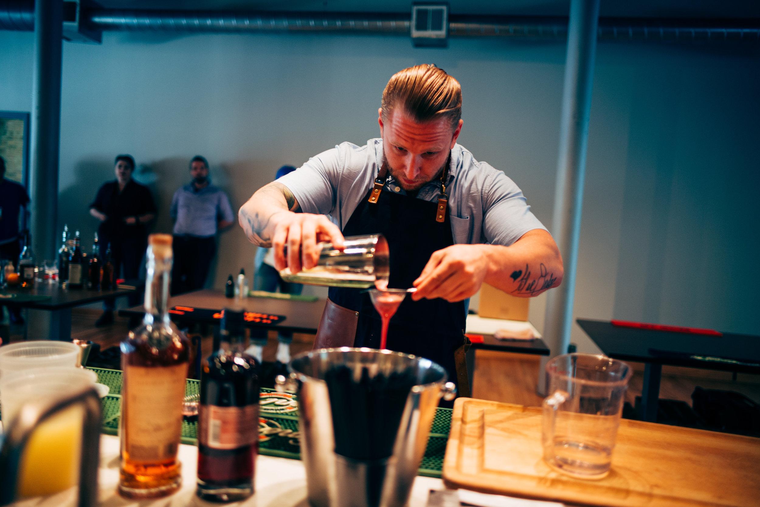 James Urycki, Travelle Kitchen & Bar