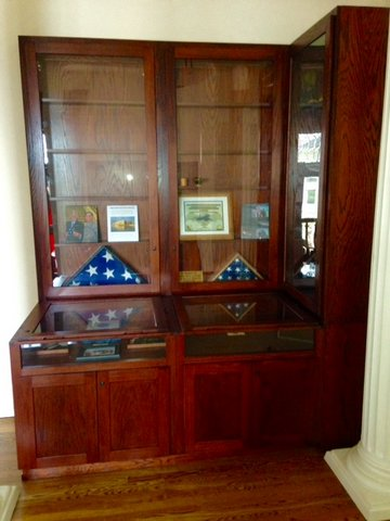 Museum and memorabilia displays