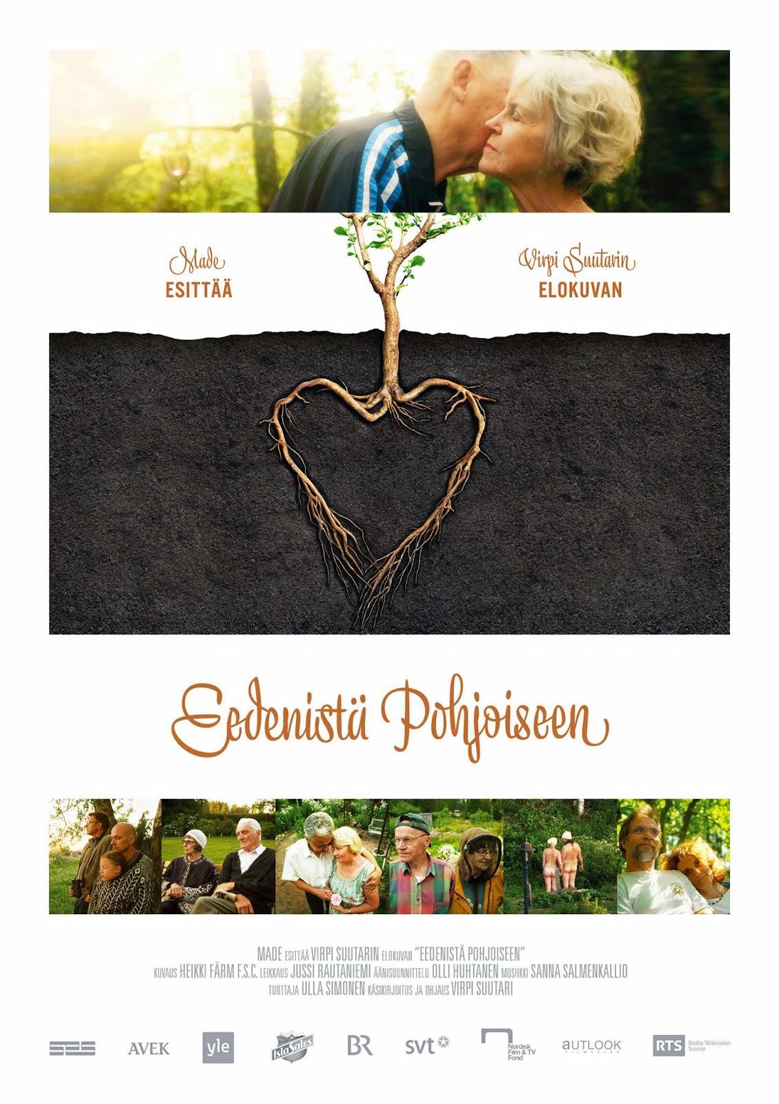 Garden Lovers  Freature Documentary Dir. Virpi Suutari Made / 73min / 2014