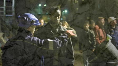 KAUPUNKILAISIA   – CITIZENS    dir. Juho Kuosmanen   Aamu Oy, 2008, 28min
