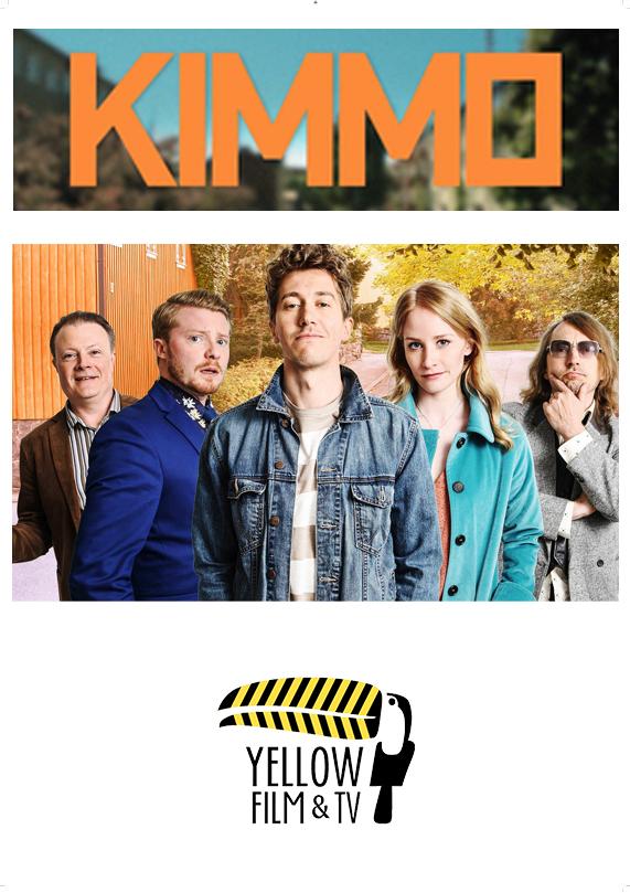 Kimmo  - kausi 3 16x22min, Yellow film & TV 2016