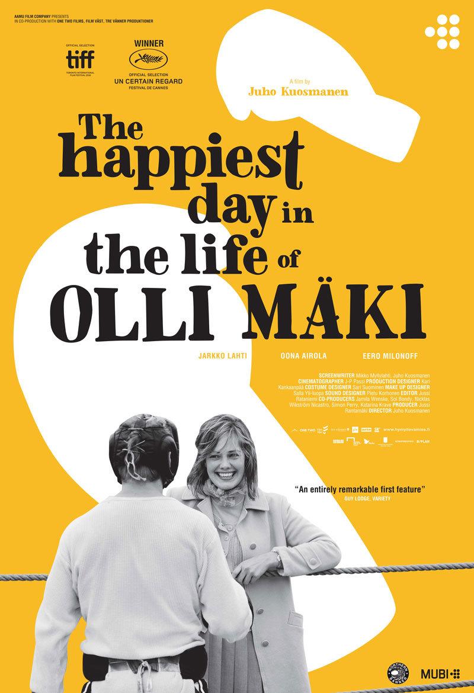 The Happiest Day in the Life of Olli Maki  Dir. Juho Kuosmanen Elokuvayhtiö Aamu / 2016