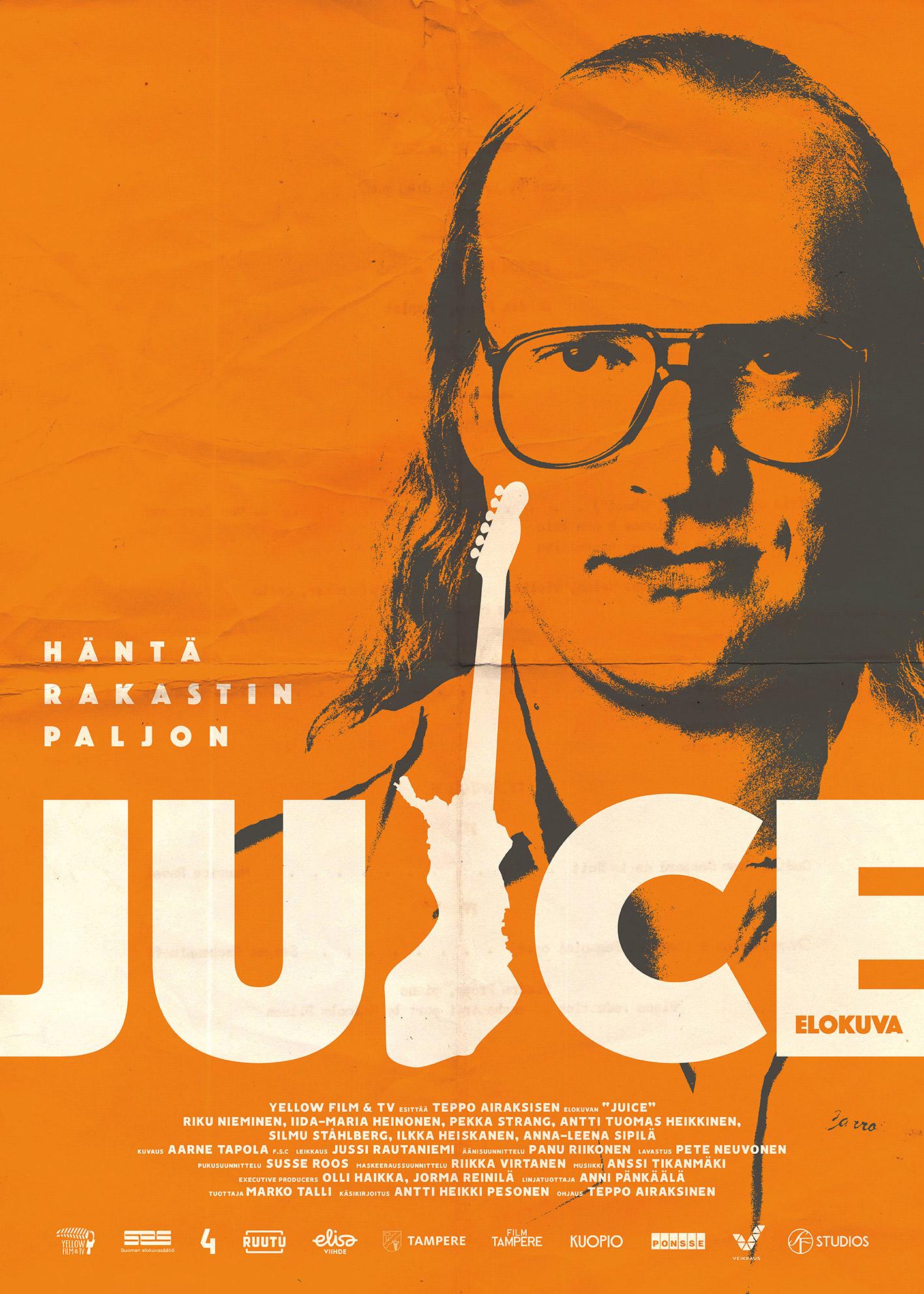 Juice  dir. Teppo Airaksinen Yellow Film & Tv / 2018