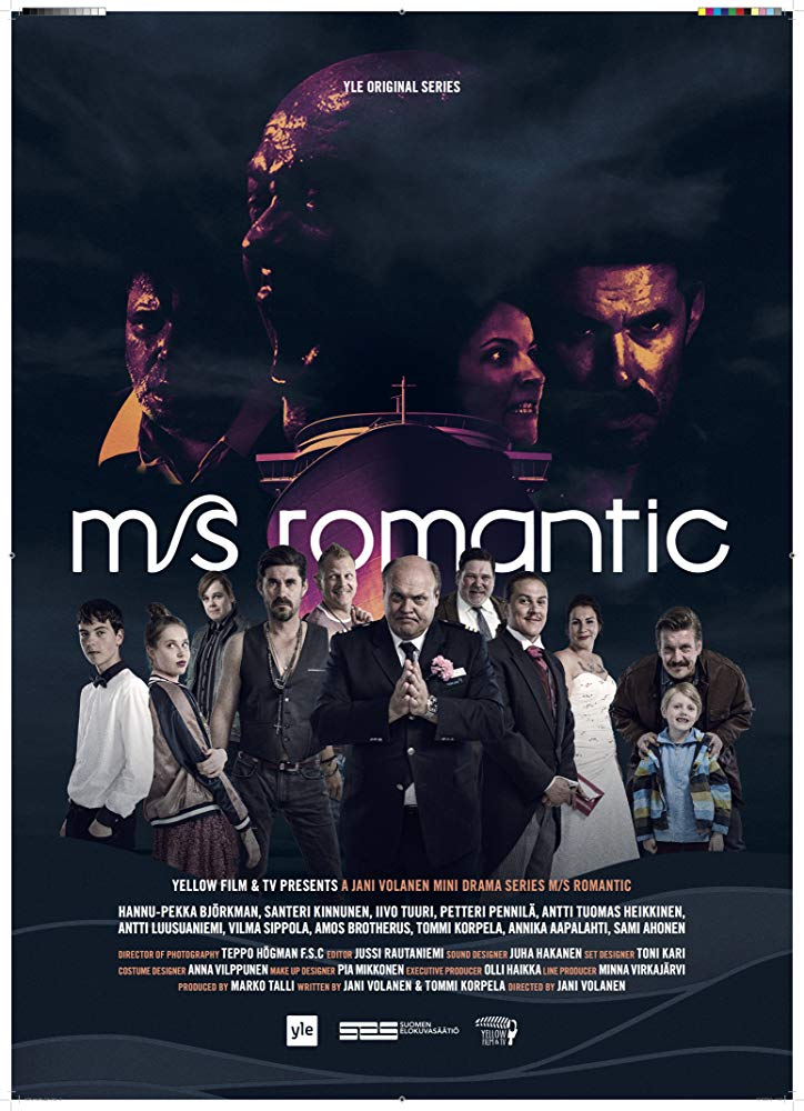 MS ROMANTIC  4x 60min Mini series / Yellow film & Tv/ YLE dir. Jani Volanen