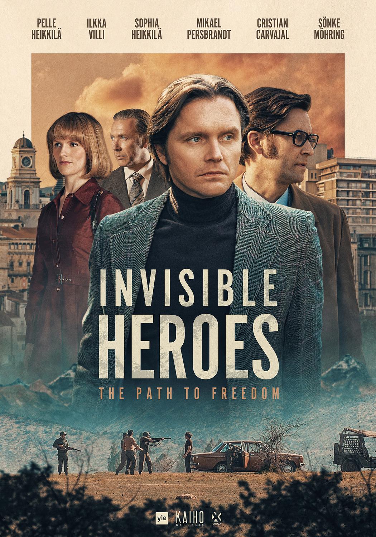 Invisible Heroes  6 x 50min mini series / Kaiho Republic / YLE Dir. Mika Kurvinen