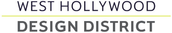 Copy of Copy of West Hollywood Design District Logo