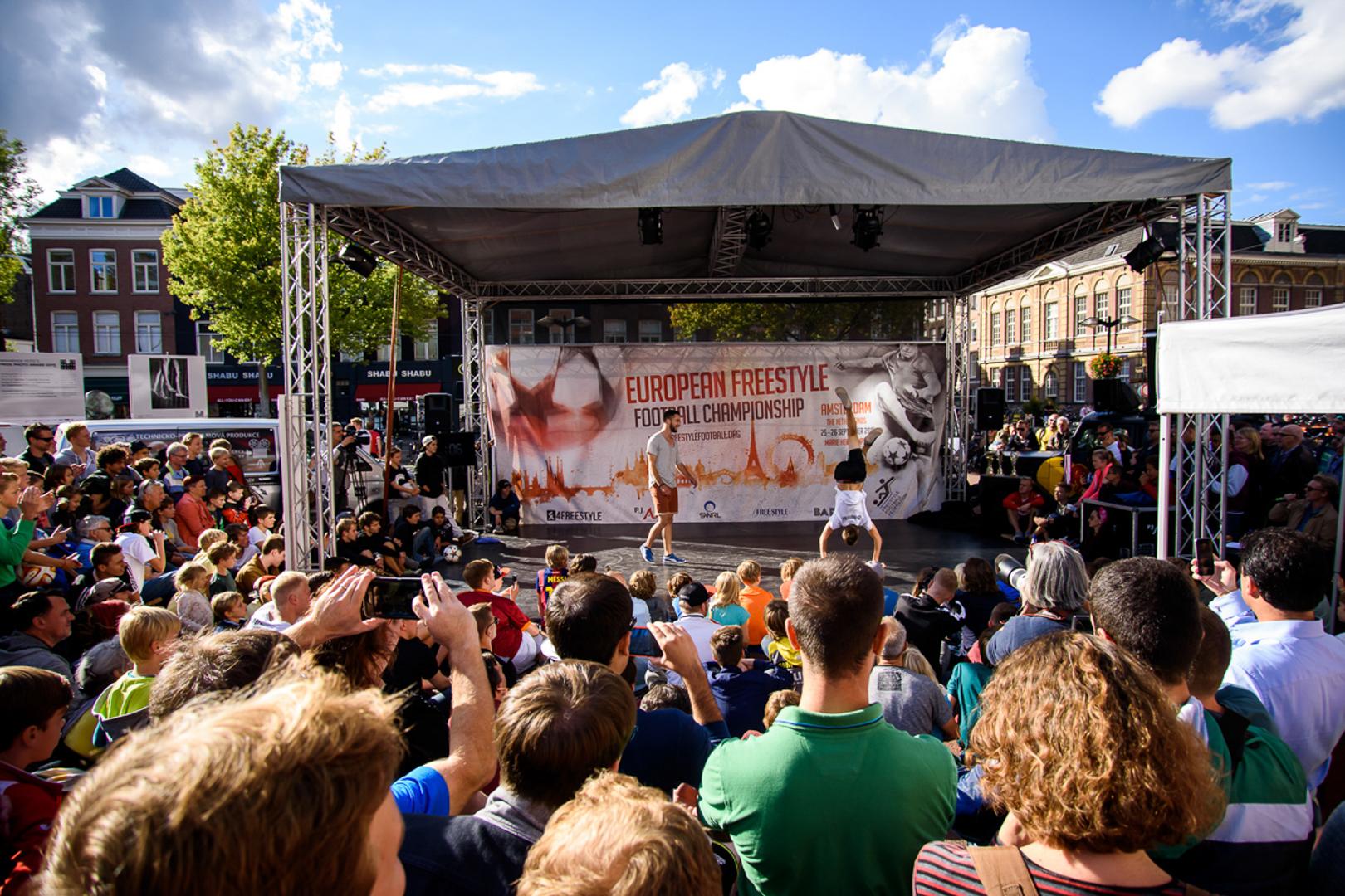 European Freestyle Football Championship