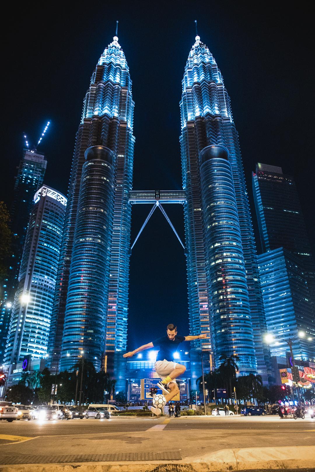 Kuala Lumpur, Malaysia. ©Gunther Celli