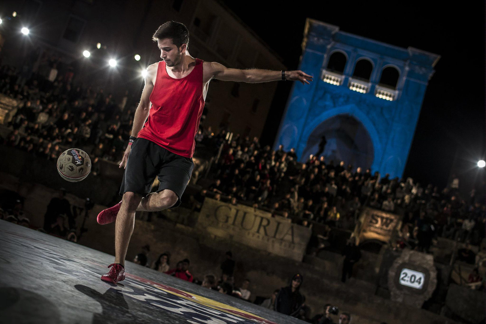 Red Bull Street Style, Lecce (2012)