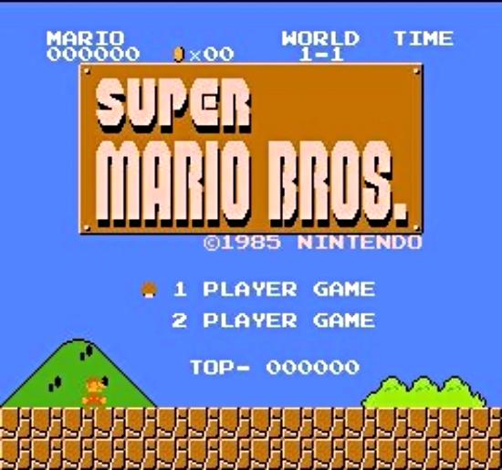 Free Super Mario Online!