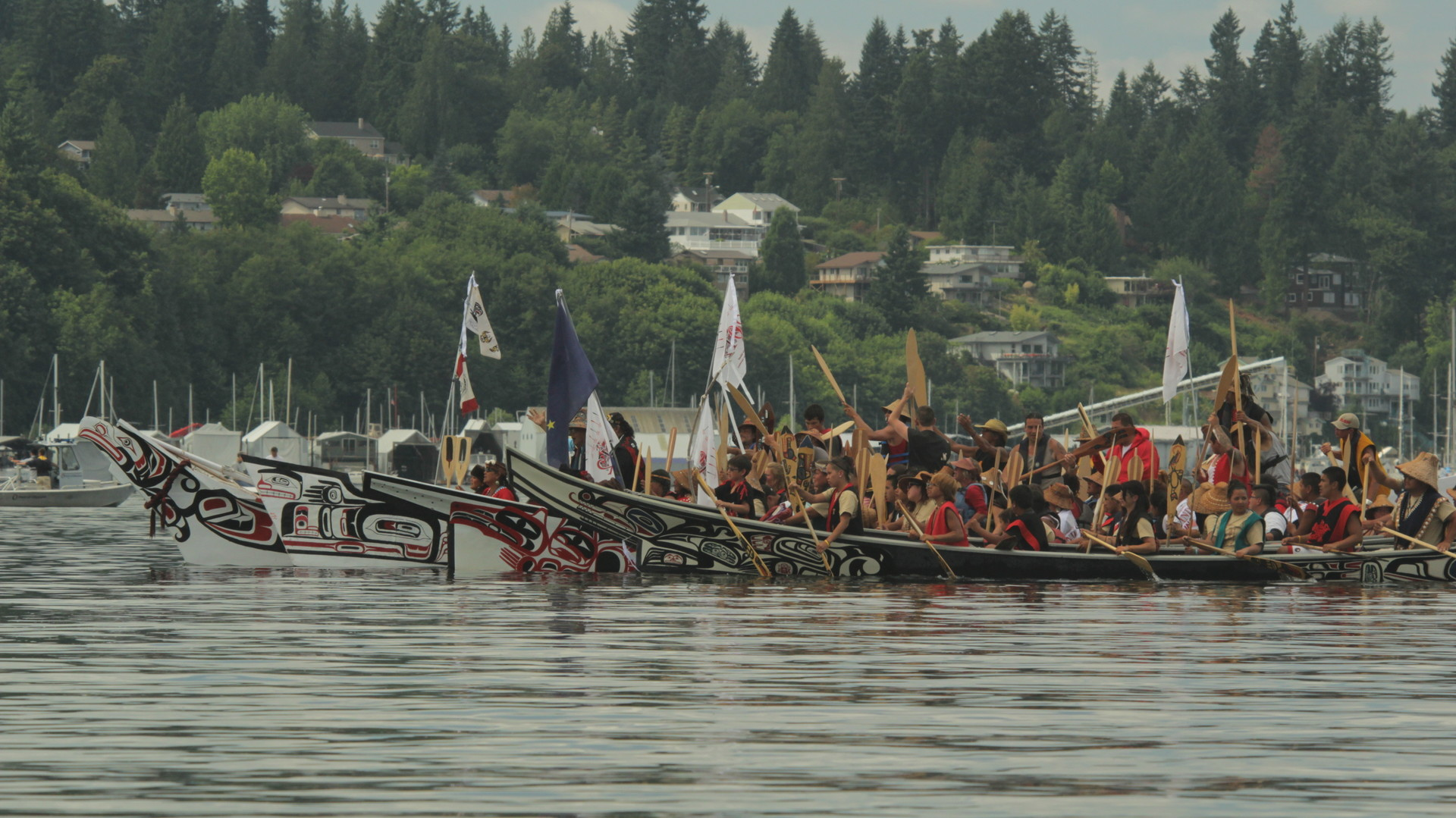 Growing Native Northwest: Coast Salish - Director: Charles