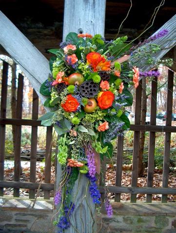 Arrangement by Fantastic Flowers