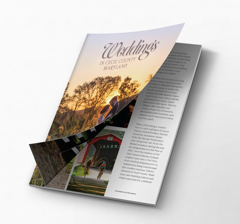 Cecil County Wedding Destination Book