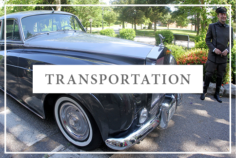 Wedding Transportation Services