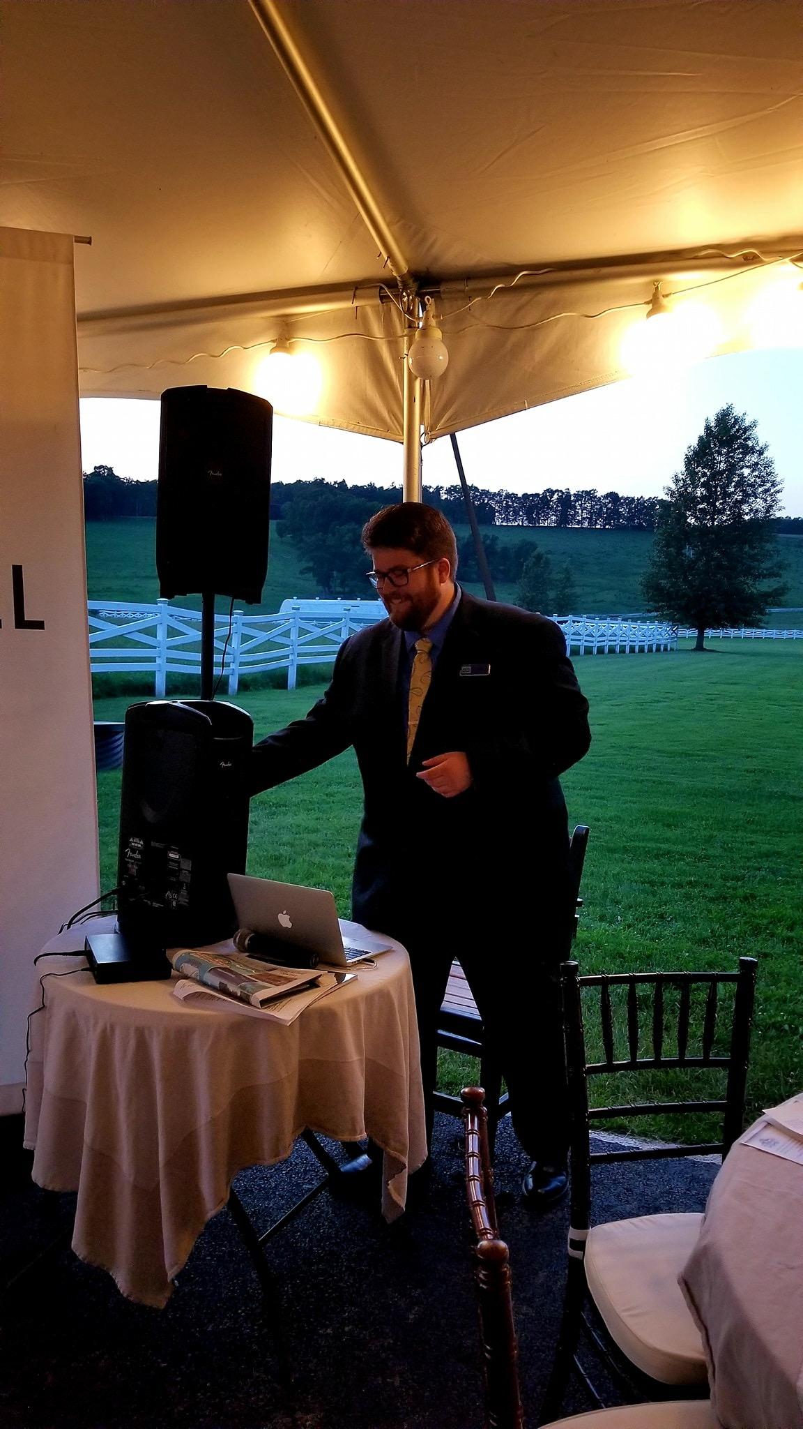 Norman Networking - Outdoor Wedding