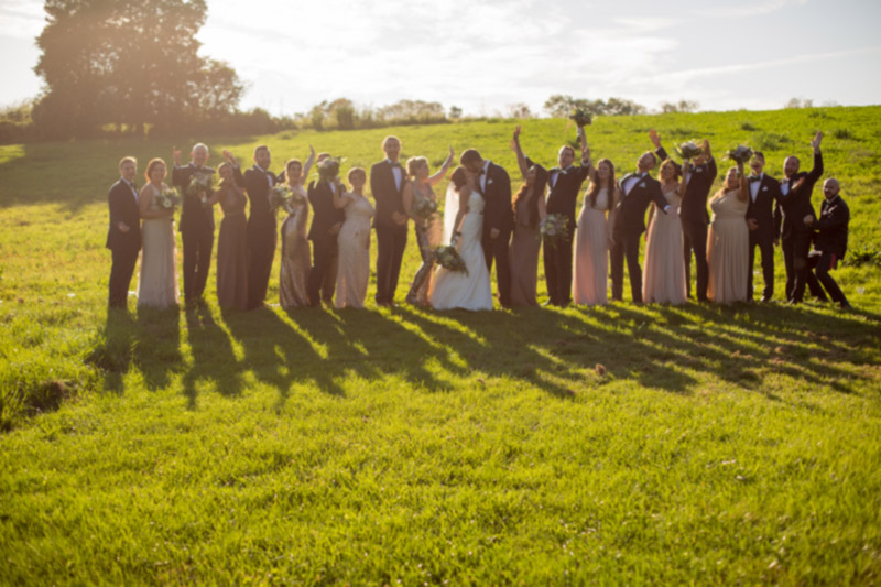 Springhill Manor Wedding | B.O.B. Photography