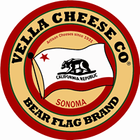 Vella Cheese continues to be made in Sonoma at the Vella Cheese Company.