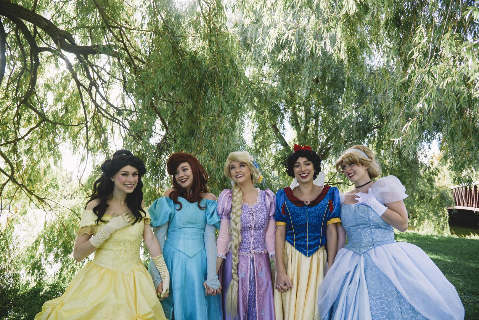 belle ottawa princess party