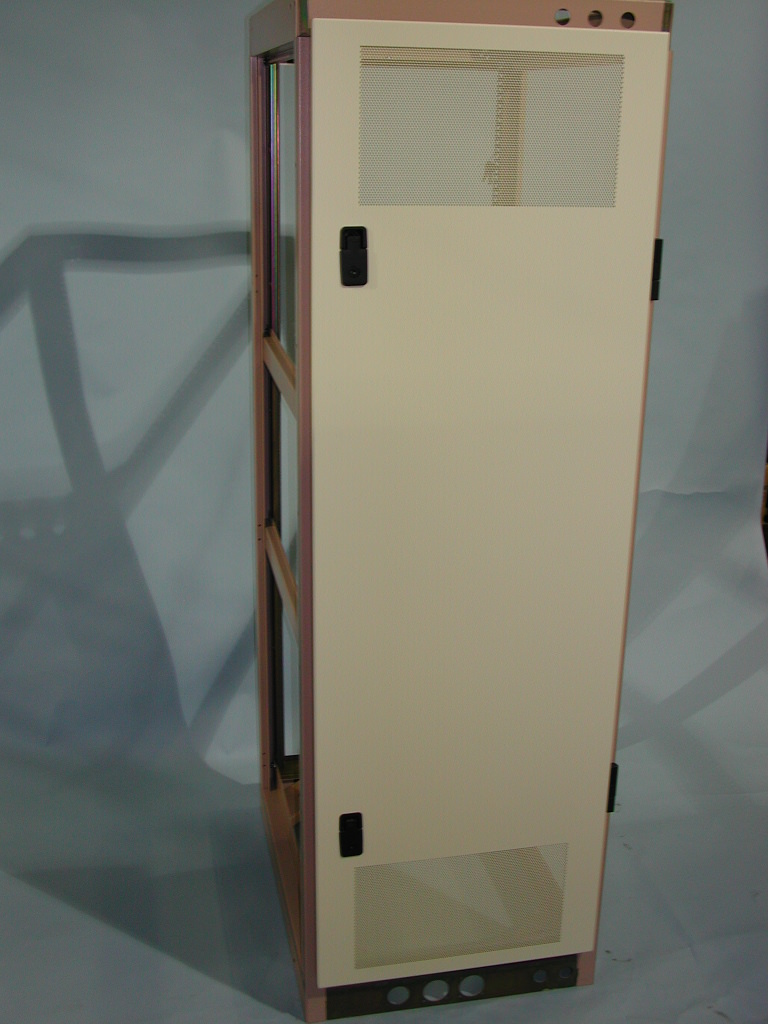Shielded Enclosures Shielded Racks RFI Cabinets RFI Racks Hopewell Precision Hopewell Junction NY DSCN1467.JPG