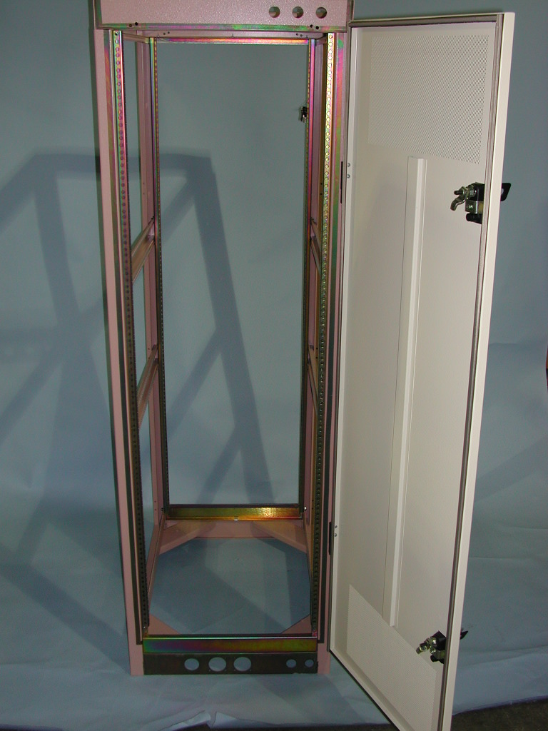 Shielded Enclosures Shielded Racks RFI Cabinets RFI Racks Hopewell Precision Hopewell Junction NY DSCN1468.JPG