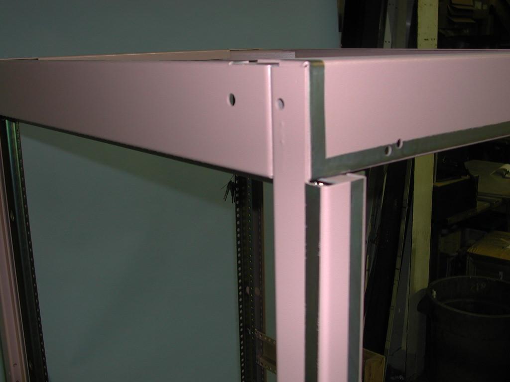 Shielded Enclosures Shielded Racks RFI Cabinets RFI Racks Hopewell Precision Hopewell Junction NY DSCN1472.JPG