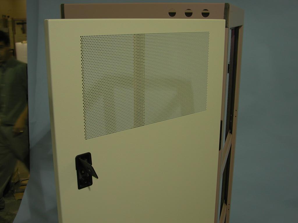 Shielded Enclosures Shielded Racks RFI Cabinets RFI Racks Hopewell Precision Hopewell Junction NY DSCN1471.JPG