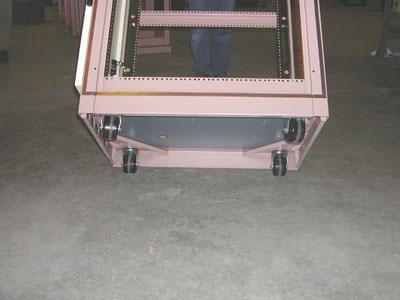 Shielded Enclosures Shielded Racks RFI Cabinets RFI Racks Hopewell Precision Hopewell Junction NY DSCN2464.jpg