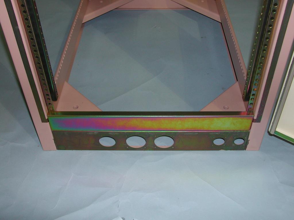 Shielded Enclosures Shielded Racks RFI Cabinets RFI Racks Hopewell Precision Hopewell Junction NY DSCN1473.JPG