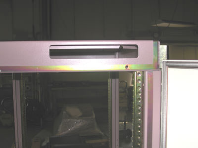 Shielded Enclosures Shielded Racks RFI Cabinets RFI Racks Hopewell Precision Hopewell Junction NY DSCN2466.jpg