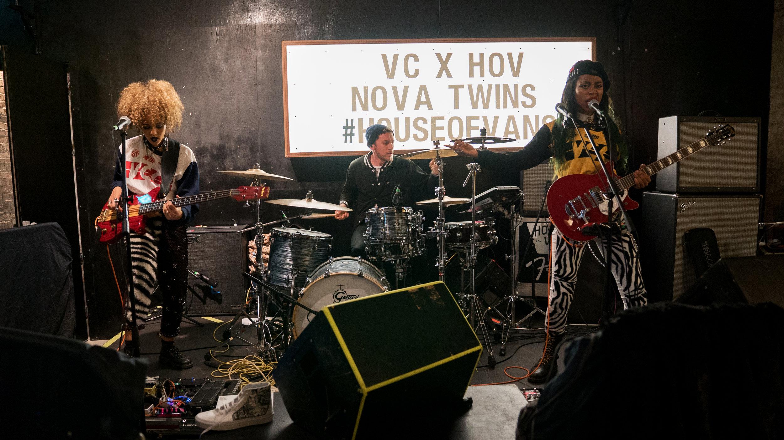 THE NOVA TWINS BY SARAH EMMA SMITH